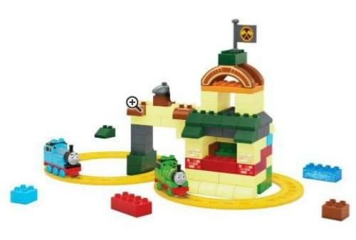 Mega Bloks Thomas and Friends Fun at Tidmouth Sheds Playset