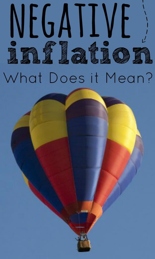 Negative Inflation What Does it MeanFor the first time in 50 years inflation in the UK has dropped. But, is this a good thing or a bad thing, and and what does this this actually me for me, and you?