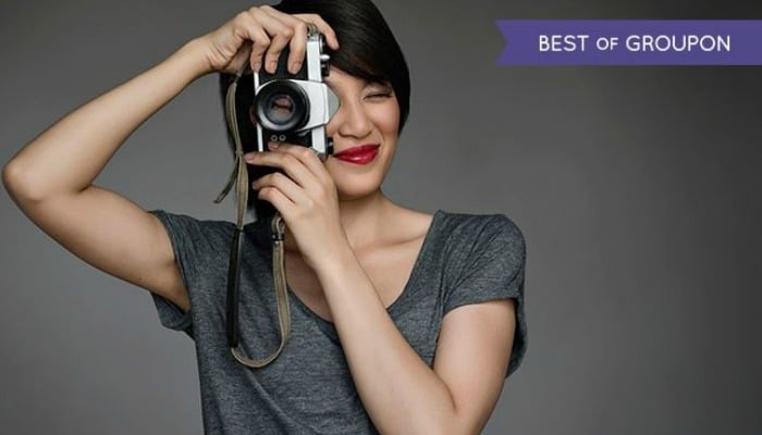Grab this awesome 20 module online photography course worth £295 for just £14 from Photography Made Easy courtesy of Groupon.