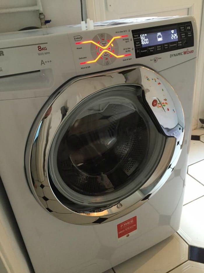 Hoover Wizard Wi-Fi A+++ Energy Rated Washing Machine