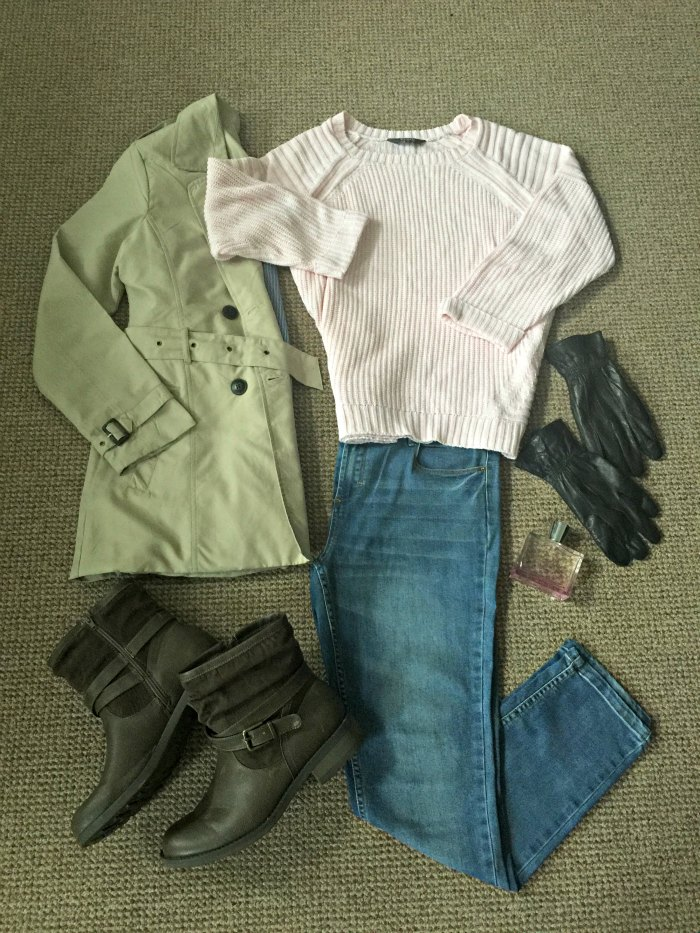 For this outfit, the RRP is £199.94 but it only actually cost £66.54 – that's just a third of the retail price!