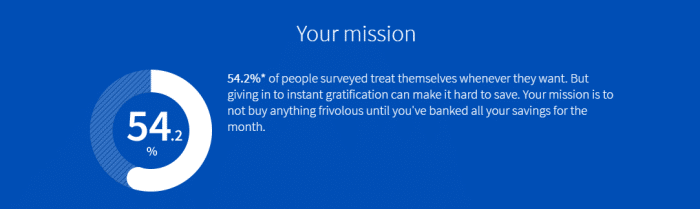 Aviva financial personality tool mission