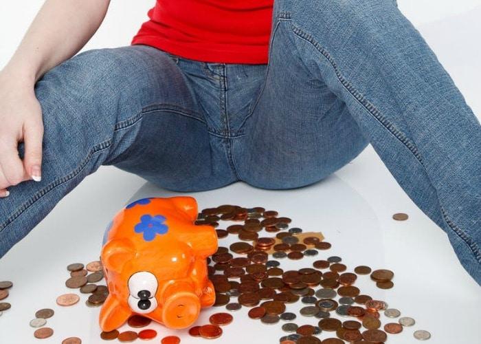 raiding piggy bank