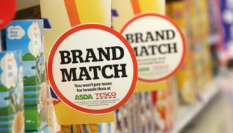 Sainsbury's Brand Match Now Accepted by Tesco