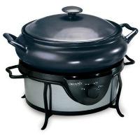 Crock-Pot Saute Traditional Slow Cooker