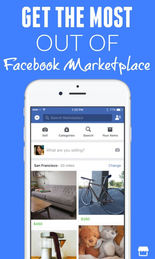 Selling items is an easy ways to make a bit of extra cash and with the introduction of Facebook Marketplace, it's even easier to make money with your phone.