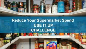 October Challenge: Use It Up