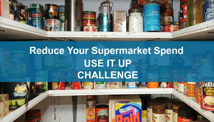 Reduce Your Supermarket Spend - Use it Up
