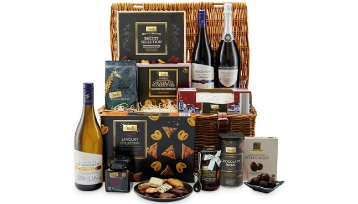 Aldi Luxury Hamper