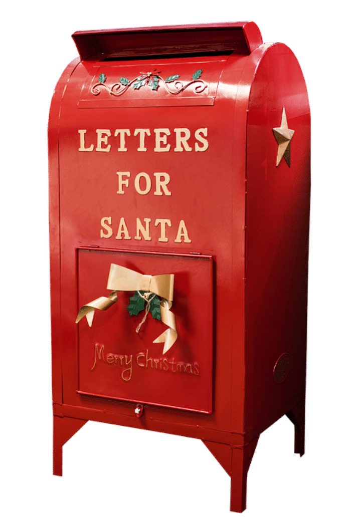 Free letter from father christmas uk