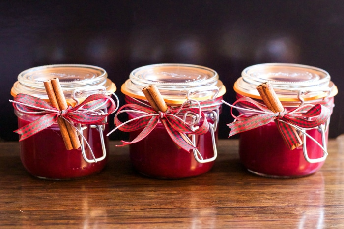 Make your own jams for a gift hamper