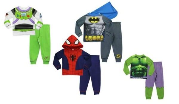 groupon-character-pyjamas-in-choice-of-design