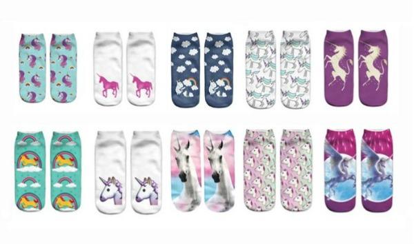 groupon-ten-pairs-of-unicorn-print-socks
