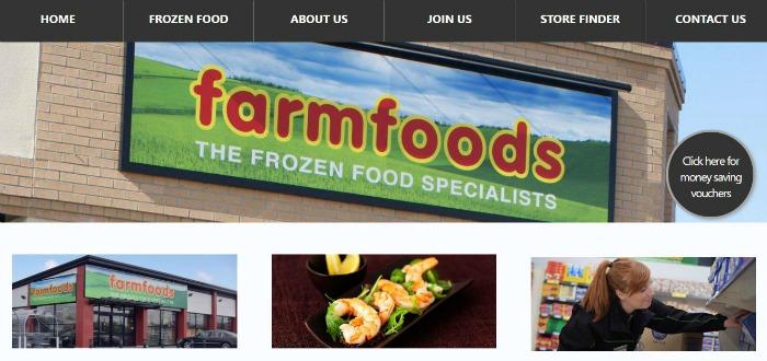 Farmfoods money saving coupons