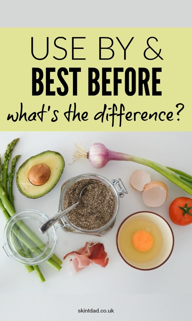 Best before and use by dates on food confuses a lot of people, leading to massive amounts of food waste in the UK. But what do they both mean?