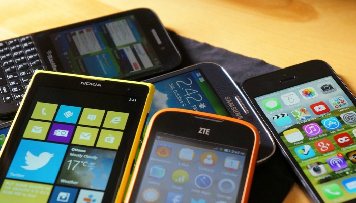 The smartphone market in the UK is a growing but constantly changing entity, and one that produced some interesting figures in 2016.