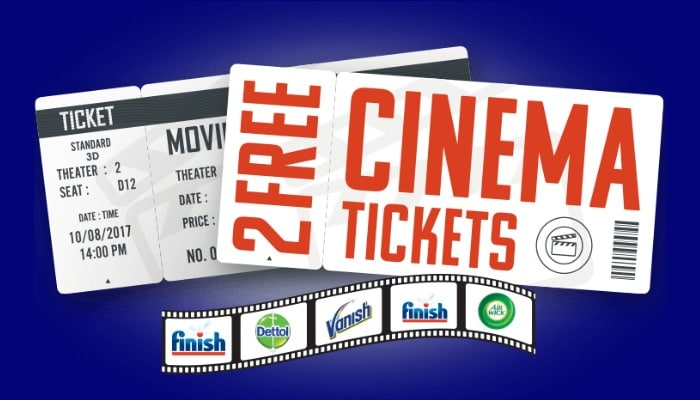 Use this easy hack to get two cinema tickets for just £3 (for the pair!) to watch any film of your choice this summer at the Vue.