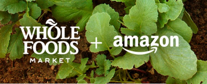 whole foods market and amazon