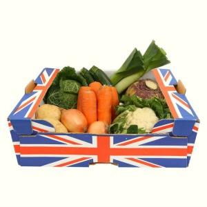 Morrisons British Seasonal Veg Box