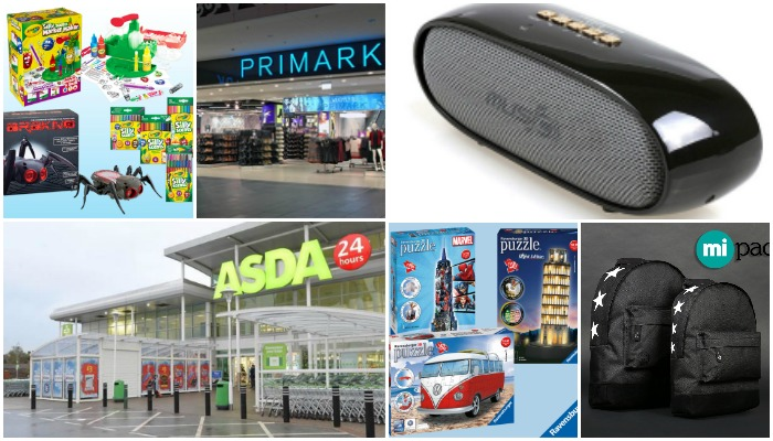Who loves winning great prizes?! I know I do! Enter daily for your chance to win amazing prizes with Skint Dad Competitions. Good luck :)