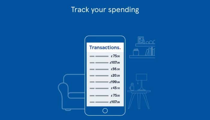 Track your spending with Tesco Pay Plus