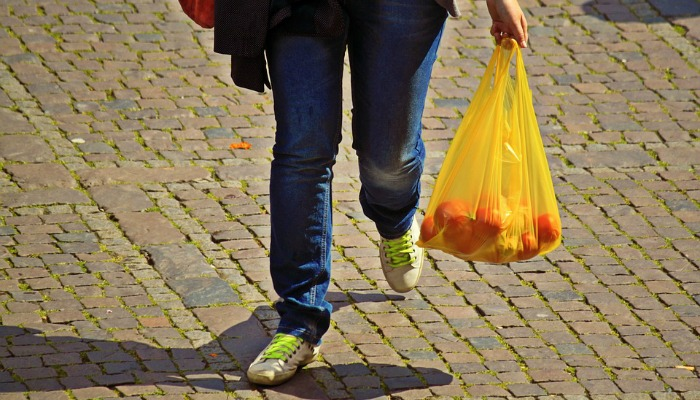 Since 5 October 2015 shops in England have been charging 5p for a plastic carrier bag. However, there are a lot of times when, by law, they didn't need to.