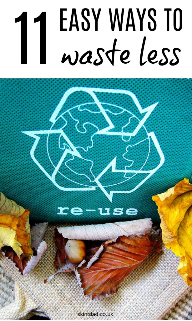 Zero Waste Week 2017 runs for the first week in September. It aims to highlight ways you can cut your waste, help the environment and save your hard earned cash in the process.