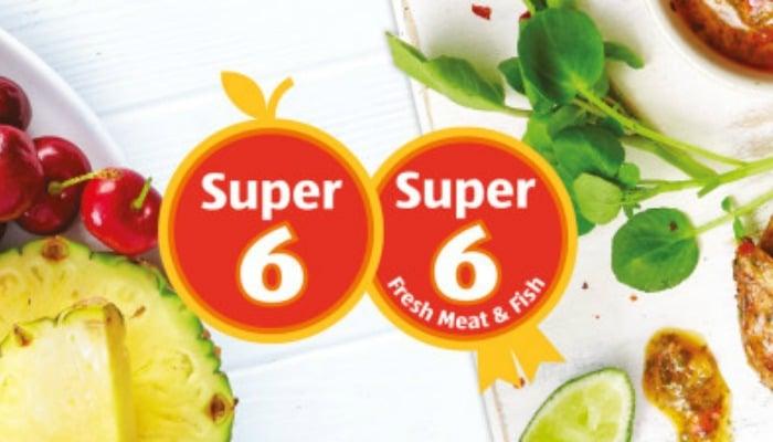 Aldi Super 6