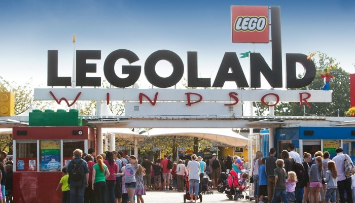You can visit LEGOLAND for free this October and enjoy a whole day of entertainment - but only if you have one of these six names!