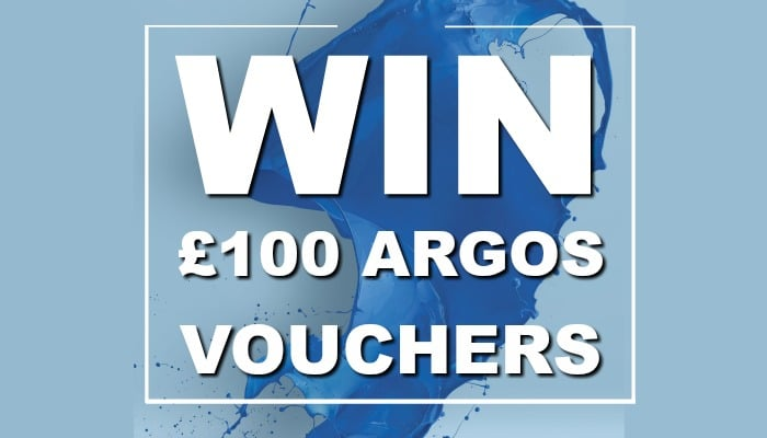 To celebrate the start of Black Friday - the biggest shopping day of the year - we've teamed up with MyVoucherCodes to give away £100 in Argos vouchers.