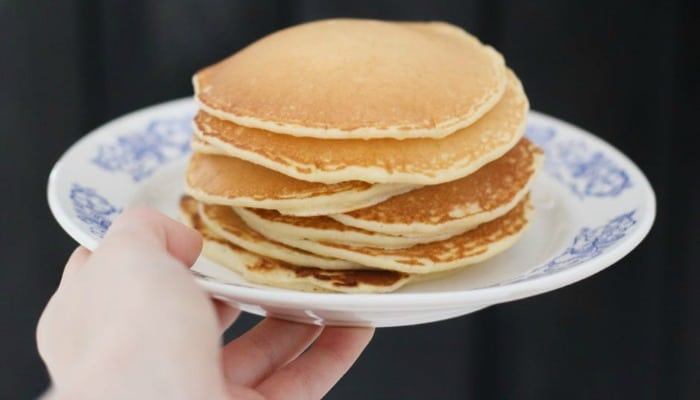 It's time to get flipping and make some pancakes. With Pancake Day coming up, there are also some deals to be had. From Iceland Pancake pan deal to cashback and squirrels (yes, a squirrel!)