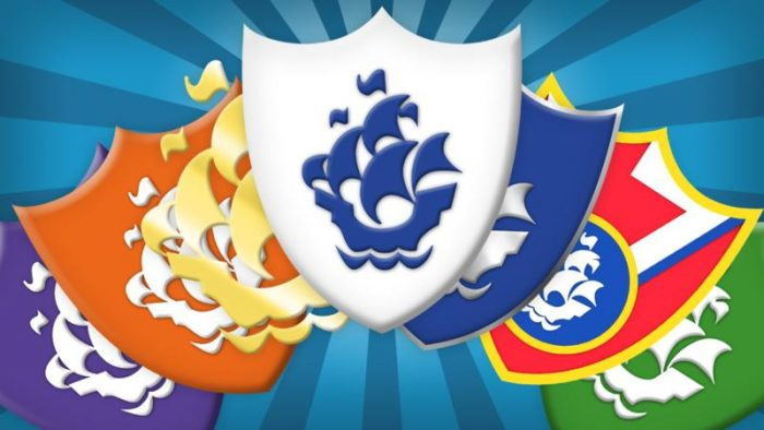Blue Peter Badges
