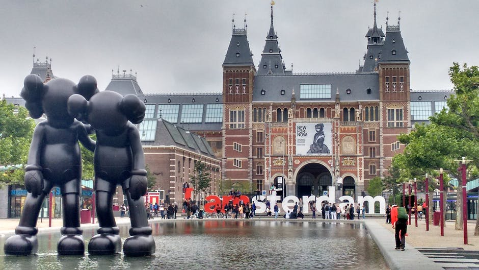 Amsterdam for a family holiday