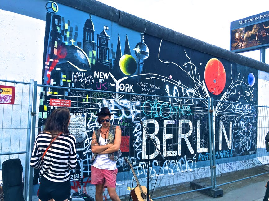 Berlin for a family holiday