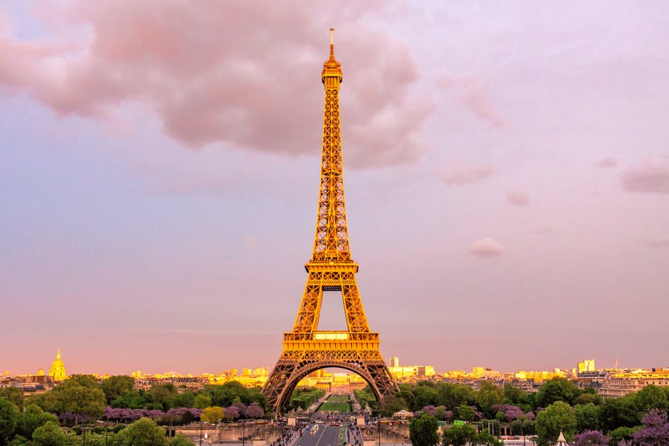 Paris for a family holiday
