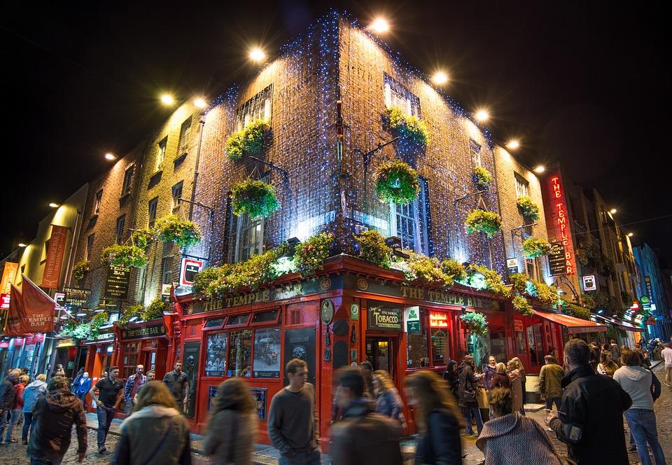 Dublin for a family holiday