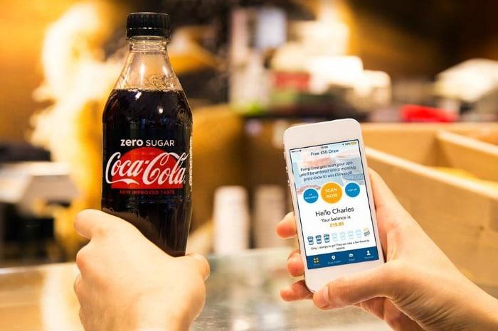 Free Zero Sugar Coca-Cola