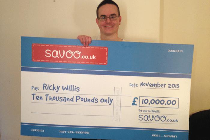 Rickys Willis UK Smartest Shopper