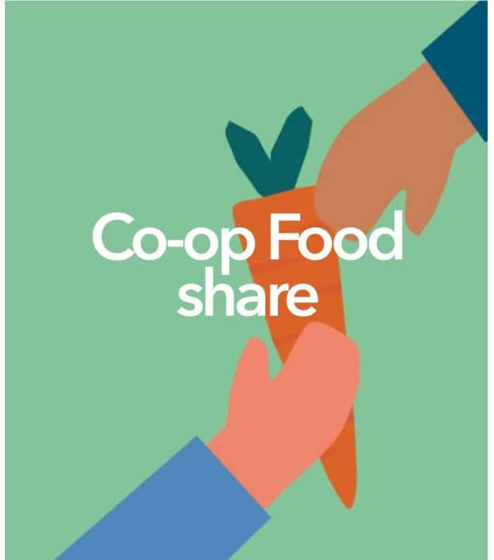 Co-op food share