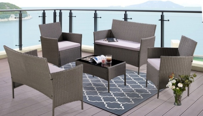 Groupon cheap garden furniture