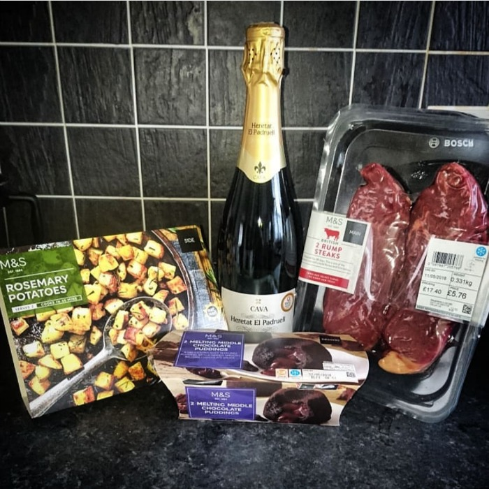 Marks and Spencer 10 meal deal