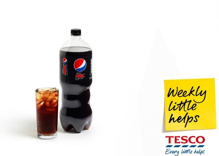 Pepsi on offer for Weekly Little Helps