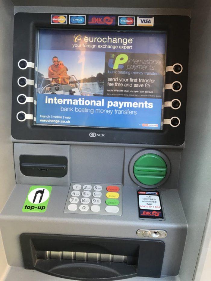 cash machine fraud