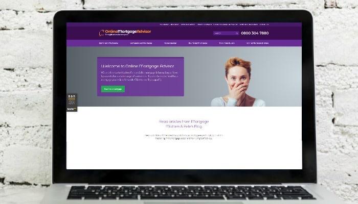 online mortgage advisor