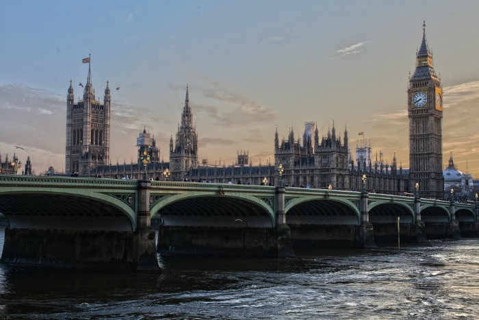 london parliament government
