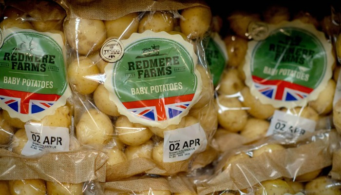 Best before dates on potatoes