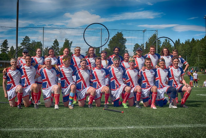 UK Quidditch team