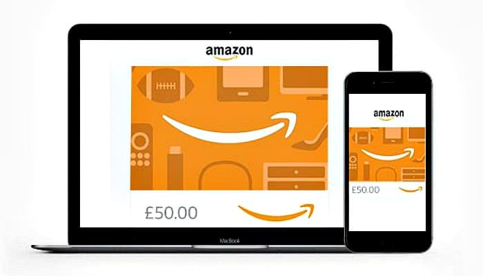 19 Ways to Easily Earn Free Amazon Gift Cards (2019) - Skint Dad