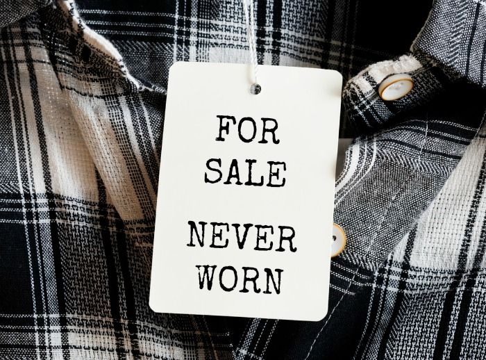 selling clothes online