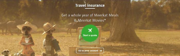 Compare el seguro de viaje del mercado
